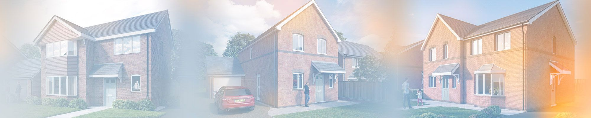 New homes in Wrexham built by Gower Homes