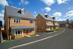 Gower Homes Westminster Rise homes in Summerhill, Wrexham
