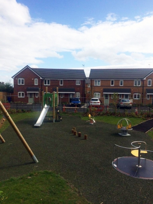 The Sidings, off Railway Road, Stansty, Wrexham LL11 2DN